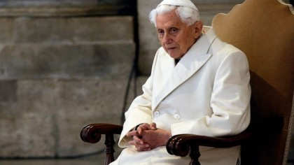 Retired Pope Benedict XVI ill after visit to Germany