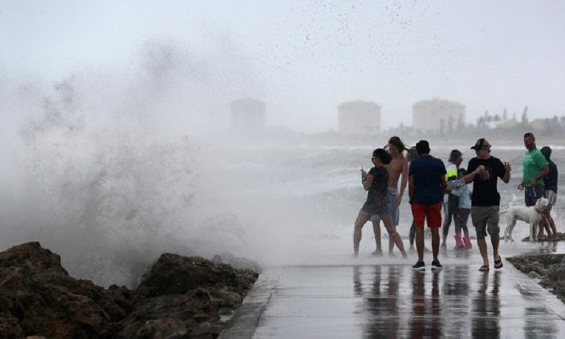 Hurricane Isaias heads for Carolinas, US eastern seaboard
