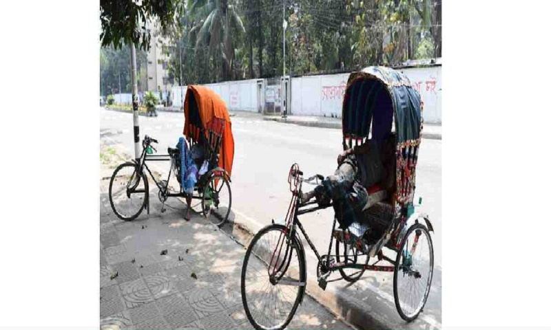 Mild heat wave sweeping over Bangladesh