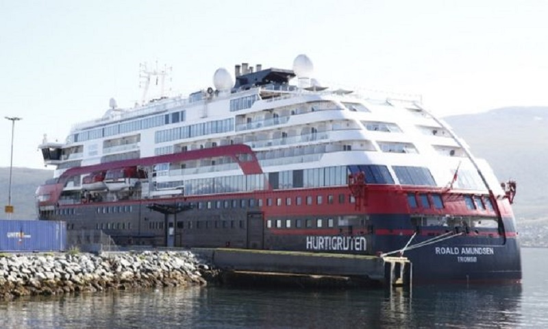 Coronavirus: Dozens test positive for Covid-19 on Norwegian cruise ship