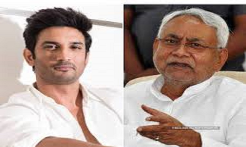 Sushant Singh Rajput's father requests Bihar CM Nitish Kumar to order CBI probe