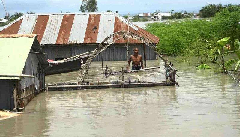 Flood situation improves further in Brahmaputra basin