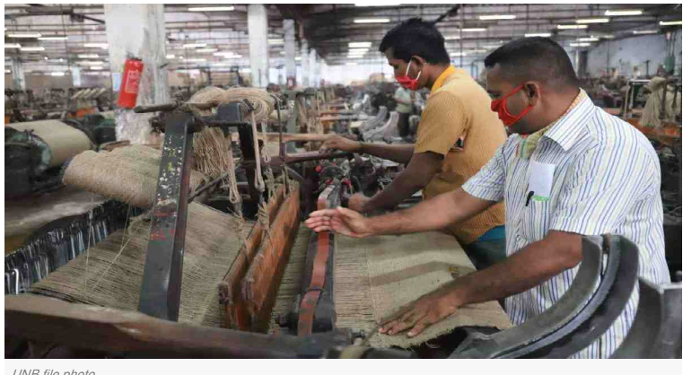 Govt eyes global market for jute goods: Secretary