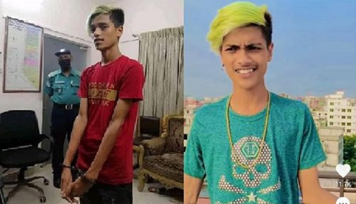 TikTok star Apu Vai sent to jail