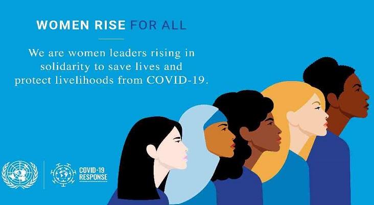 Women's participation vital to fight COVID-19 pandemic: UN