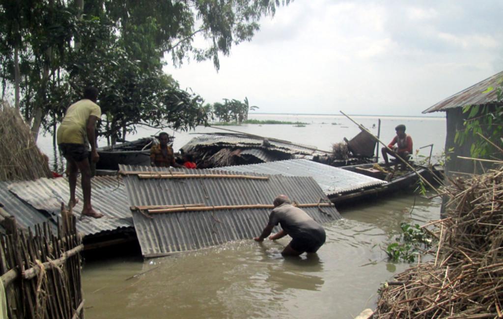 Flood situation in Ganges basin improves further