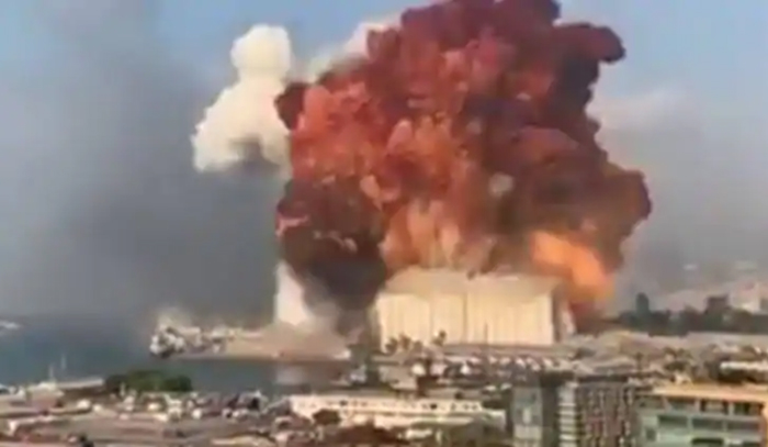 At least 50 people killed in Beirut explosion, about 2700 injured