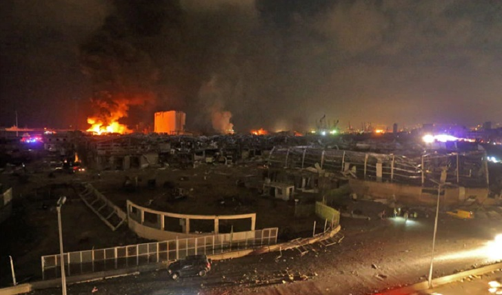 Beirut blast: 4 Bangladeshis killed, 21 navy members among injured