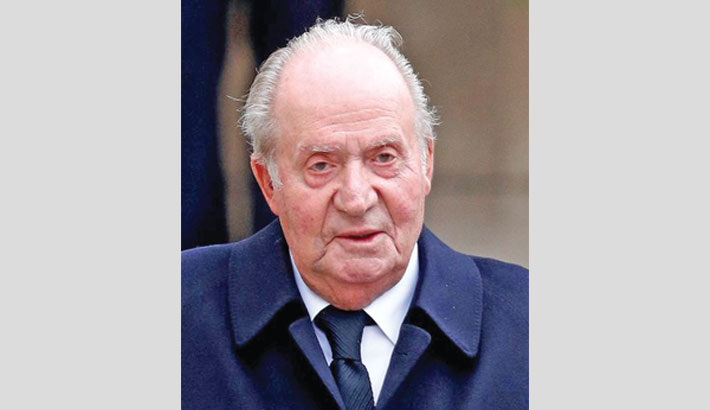 Spain's former king flees 'to Dominican Republic'