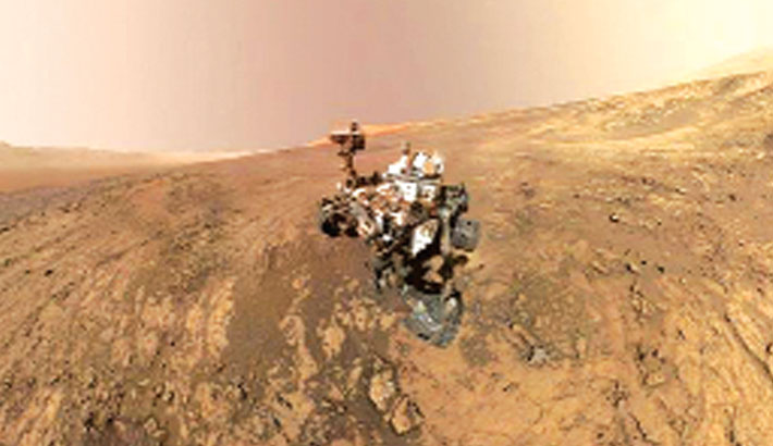 Glaciers could have sculpted Mars valleys