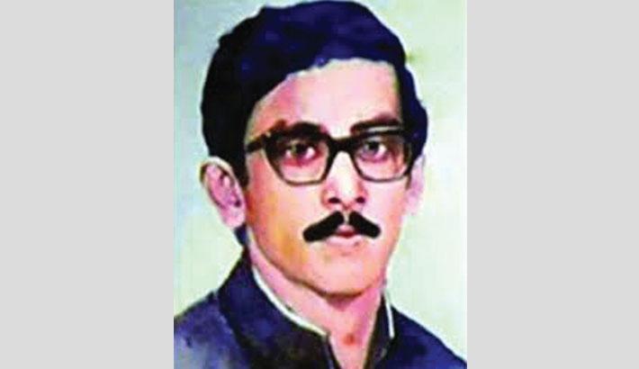 Sheikh Kamal's birth anniv today