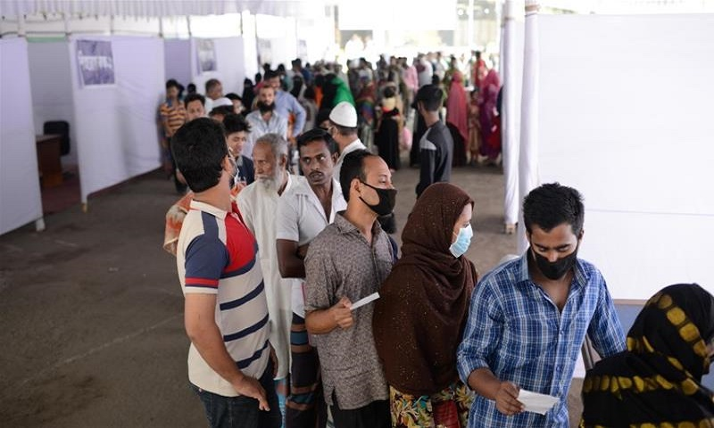 Dhaka division records 48,322 coronavirus cases