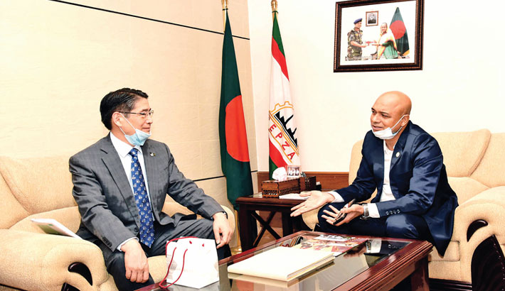 Japan to develop economic ties with Bangladesh