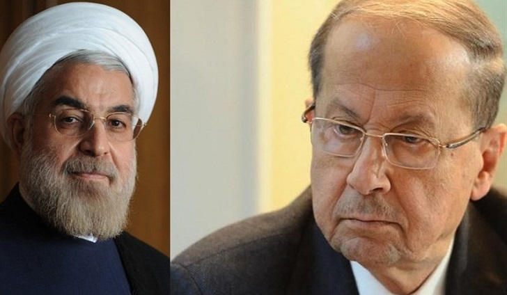 Iran's Rouhani offers aid to Lebanon after Beirut blast