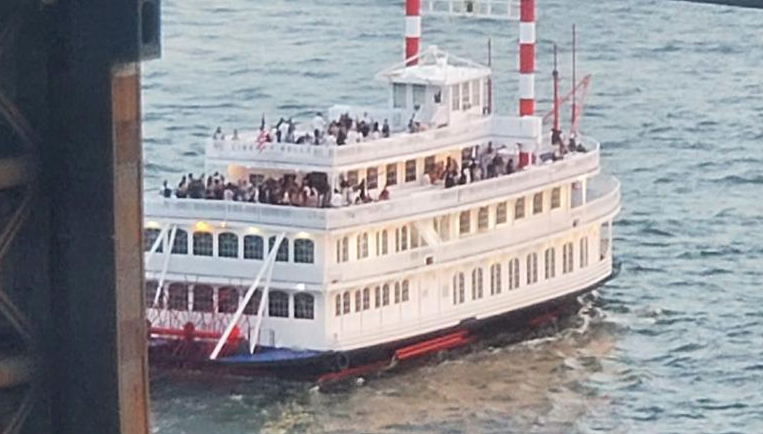 NYC party boat owners arrested,  cruise busted with 170 guests