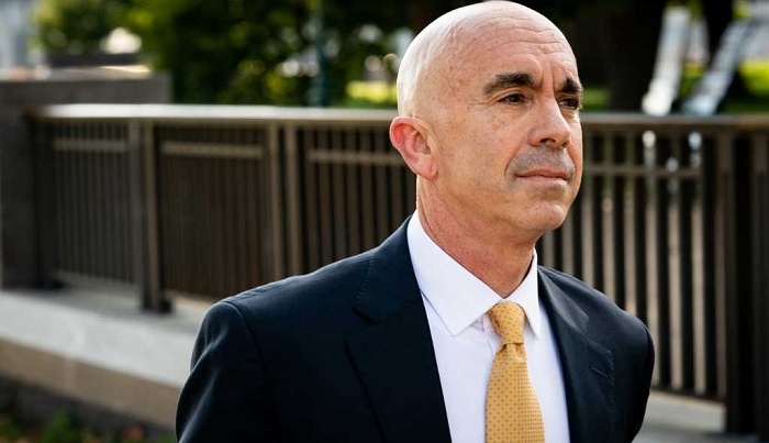 Another watchdog at US State Department abruptly quit