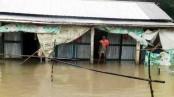 Kurigram's flood situation improves