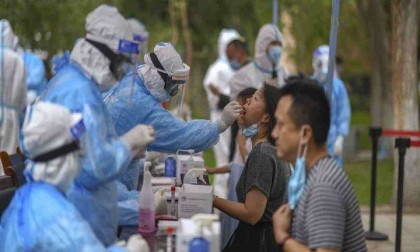 Covid-19: Chinese mainland reports 27 new cases