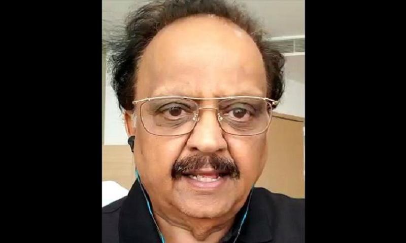 Veteran singer SP Balasubrahmanyam tests positive for COVID-19
