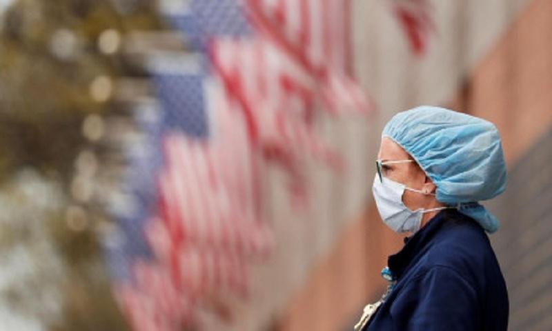 Coronavirus: 161,607 deaths recorded  in US