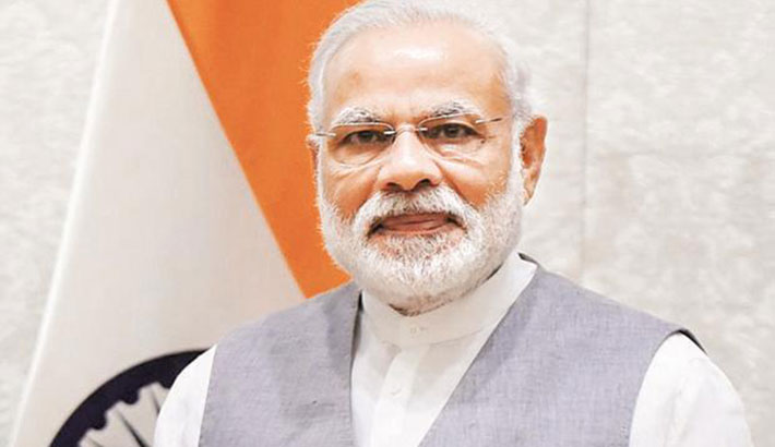 Modi lays foundation stone for Ram temple in Ayodhya