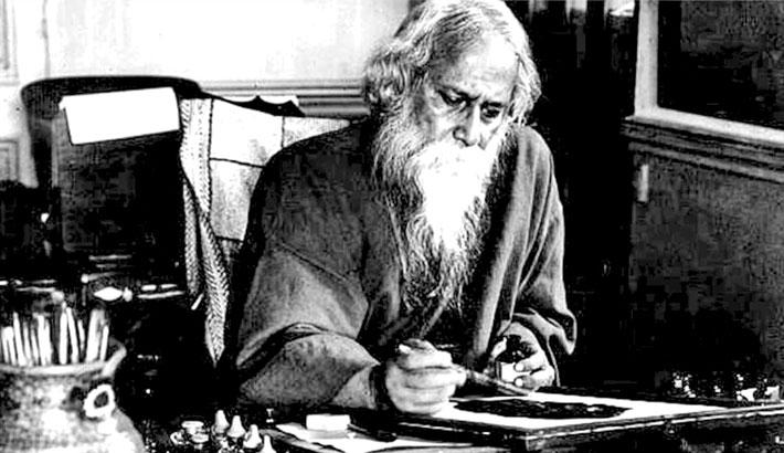 Last days of Rabindranath Tagore