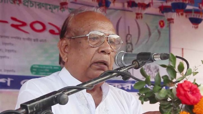 Thakurgaon-1 MP Ramesh Chandra tests positive for Covid-19