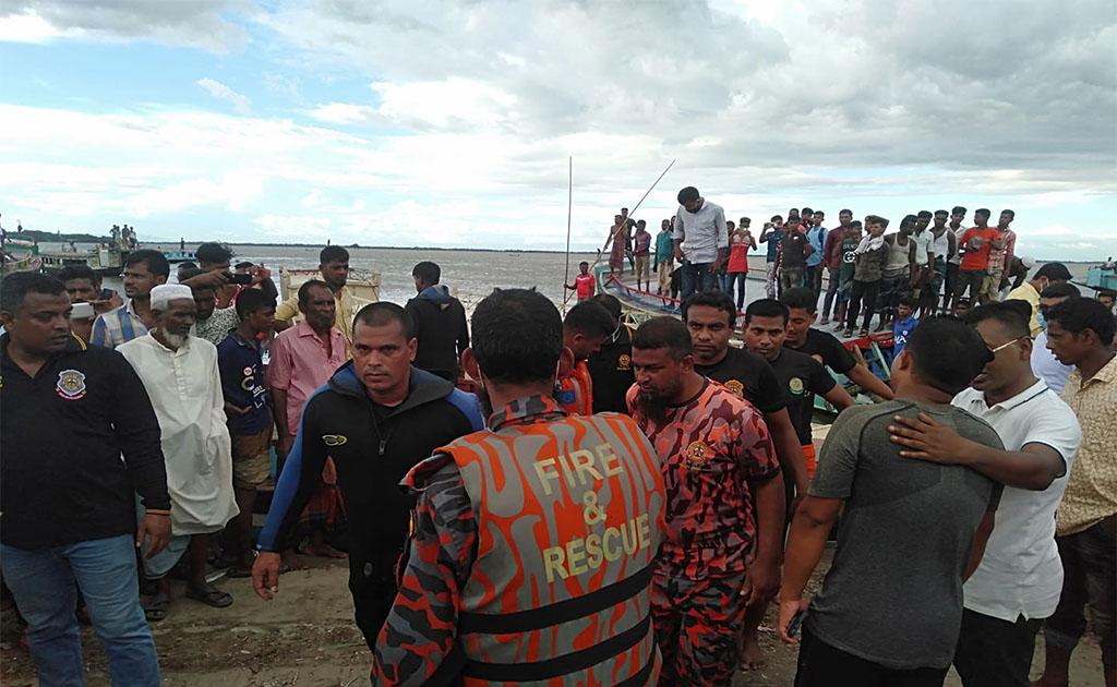 Netrokona haor trawler capsize death toll reaches 18