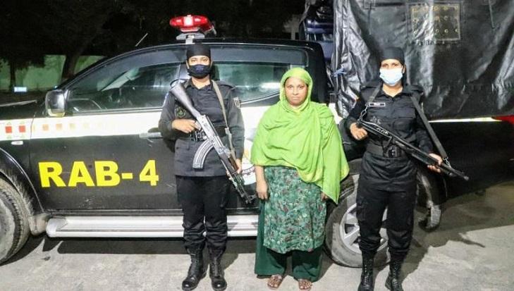 Drug smuggler Anwari of Mirpur held with 1.7 kg heroin
