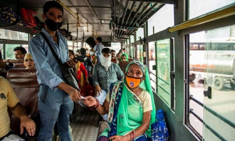 Coronavirus: India becomes third country to pass two million cases