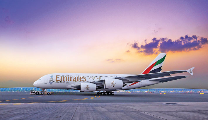 Emirates expands A380 network to 5 cities