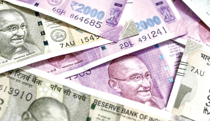 Rupee settles flat at 74.94 against USD