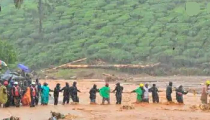 13 dead in Landslide in Kerala after heavy rain, 12 rescued
