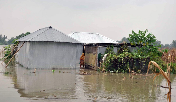 Public sufferings mount as floodwater receding