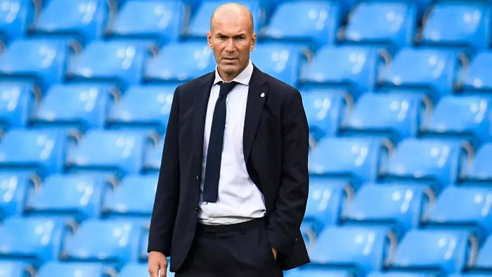 Zidane not too downbeat as Real Madrid go out of Champions League