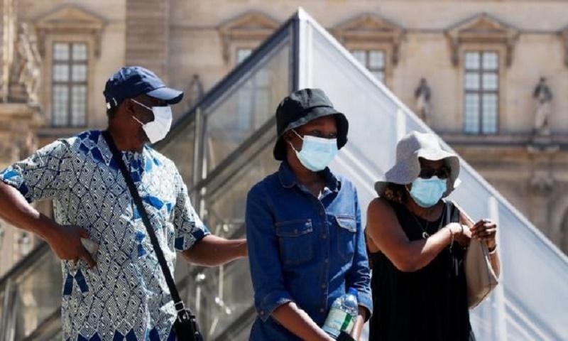 Coronavirus: Masks made mandatory in parts of Paris as infections rise