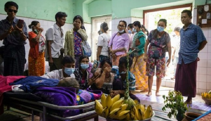 Myanmar to probe deaths of two teens at juvenile centre