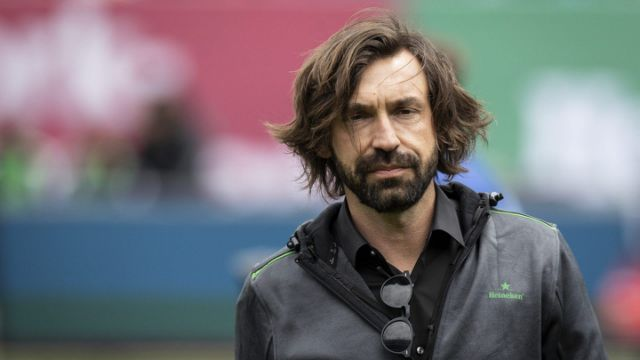 'Maestro to Mister': Italy legend Pirlo replaces Sarri as Juventus coach