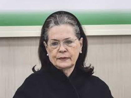 Sonia Gandhi to continue as interim president of Congress