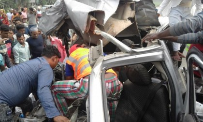 317 killed in 238 accidents during Eid journeys