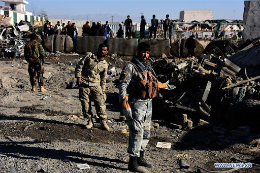 8 civilians killed, 2 wounded in bomb attacks in Afghanistan