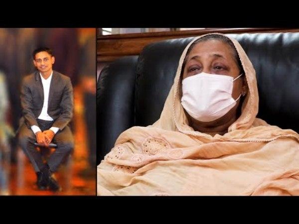 Slain Maj (retd) Sinha's mother satisfied with investigation progress