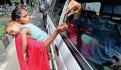 Street children at high risk of corona