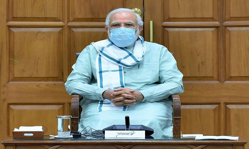 Indian PM Modi discusses coronavirus situation with CMs of 10 states as cases cross 22.6 lakh