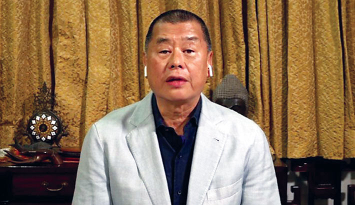 HK media mogul Jimmy Lai arrested under security law
