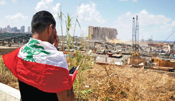 Lebanon govt on brink over blast fallout