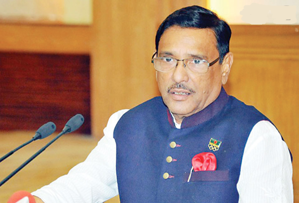 Bangladesh a shining example of communal harmony: Quader