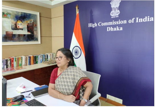 India-Bangladesh ties, connectivity create new trade opportunities: Riva