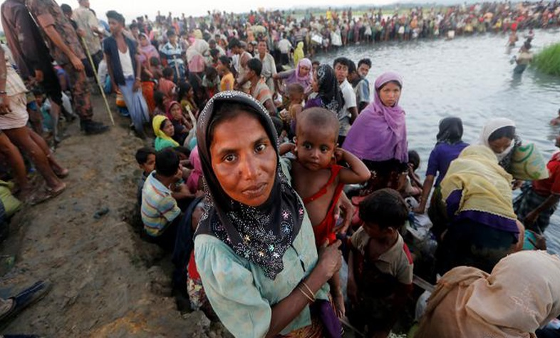 UN says Facebook has not shared 'evidence' of Myanmar crime