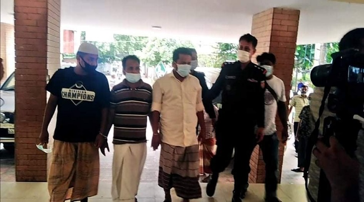 Three more arrested over Sinha murder